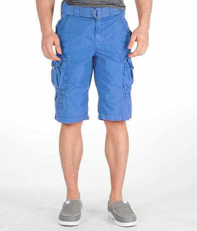 Union Poplin Antiqua Cargo Short