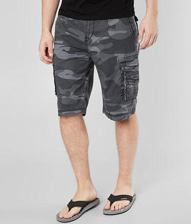 Buckle Black Cordova Cargo Stretch Short