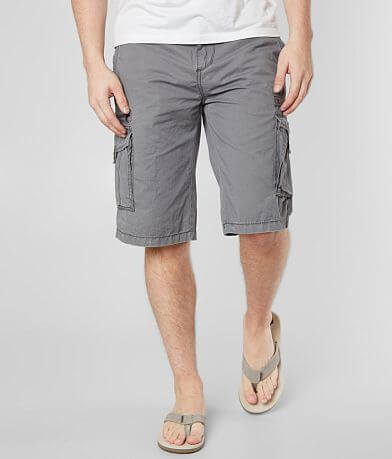 Buckle Black Cape Cargo Short
