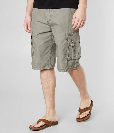 Buckle Black Havana Cargo Short
