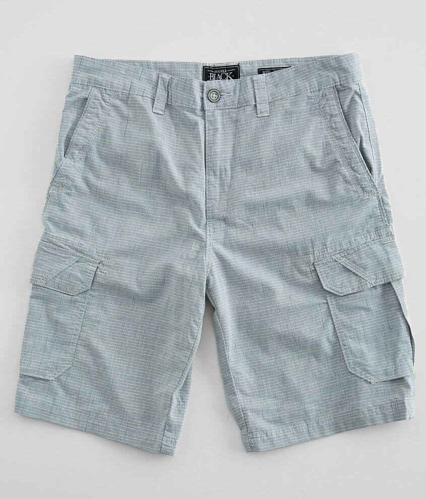 Buckle Black Tanner Cargo Stretch Short front view