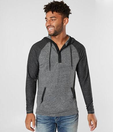 BKE Storyteller Hooded Henley