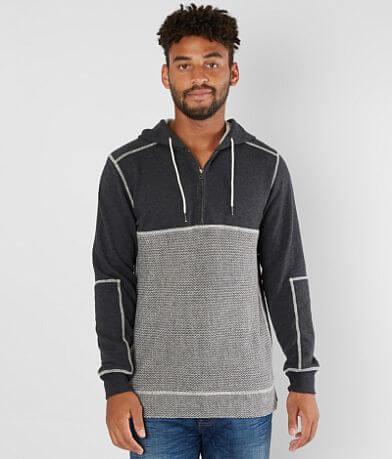 48c6773c803d52 J.B. Holt Alexander Quarter Zip Sweater - Men's Sweaters in Brown ...