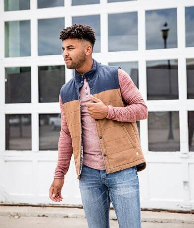 Departwest Color Blocked Vest
