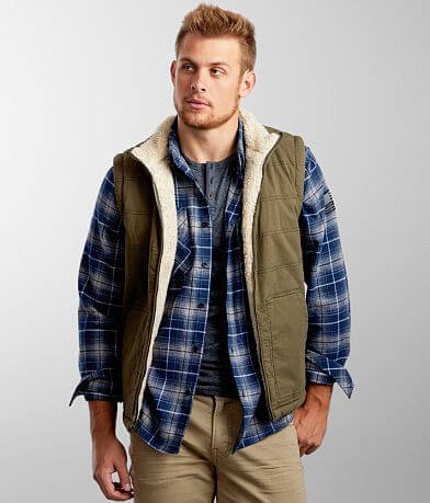 Departwest Canvas Ripstop Vest
