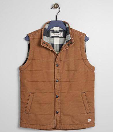 Boys - Departwest Washed Vest