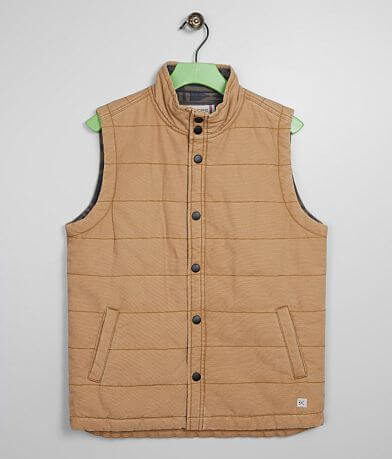 Boys - Departwest Canvas Vest