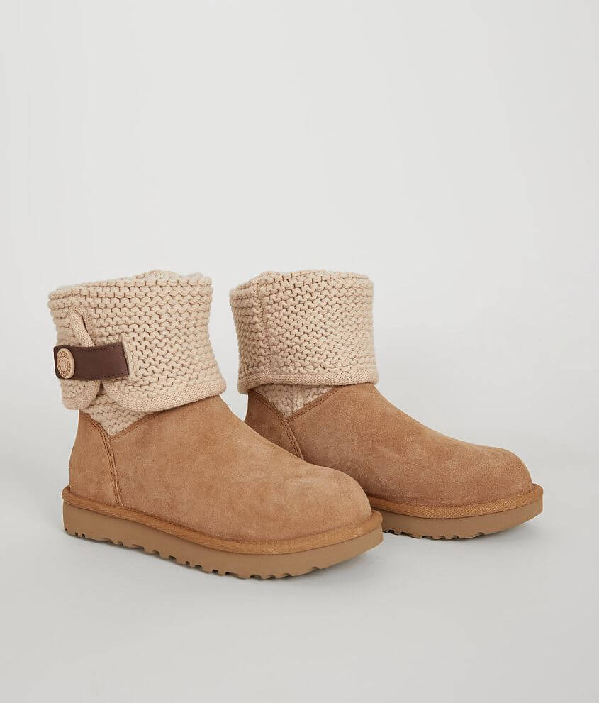 ab19b485cf2 UGG® Shania Boot - Women's Shoes in Chestnut | Buckle