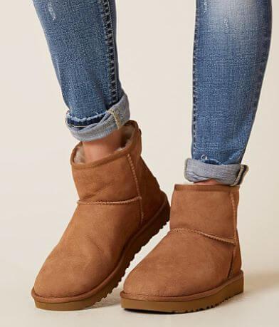 UGG® Classic Mini Leather Boot