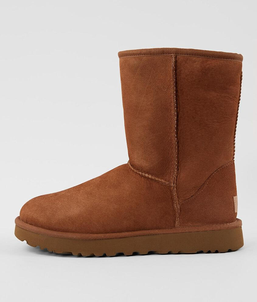 UGG® Classic Short II Suede Boot front view