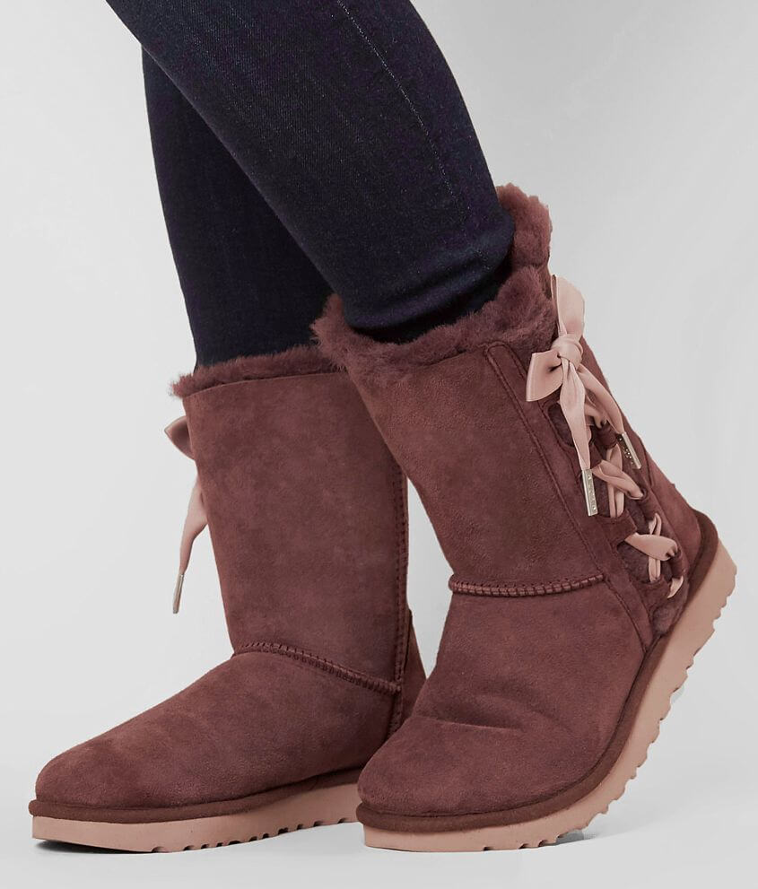 e2a867d5afc UGG® Pala Leather Boot - Women's Shoes in Cordovan | Buckle
