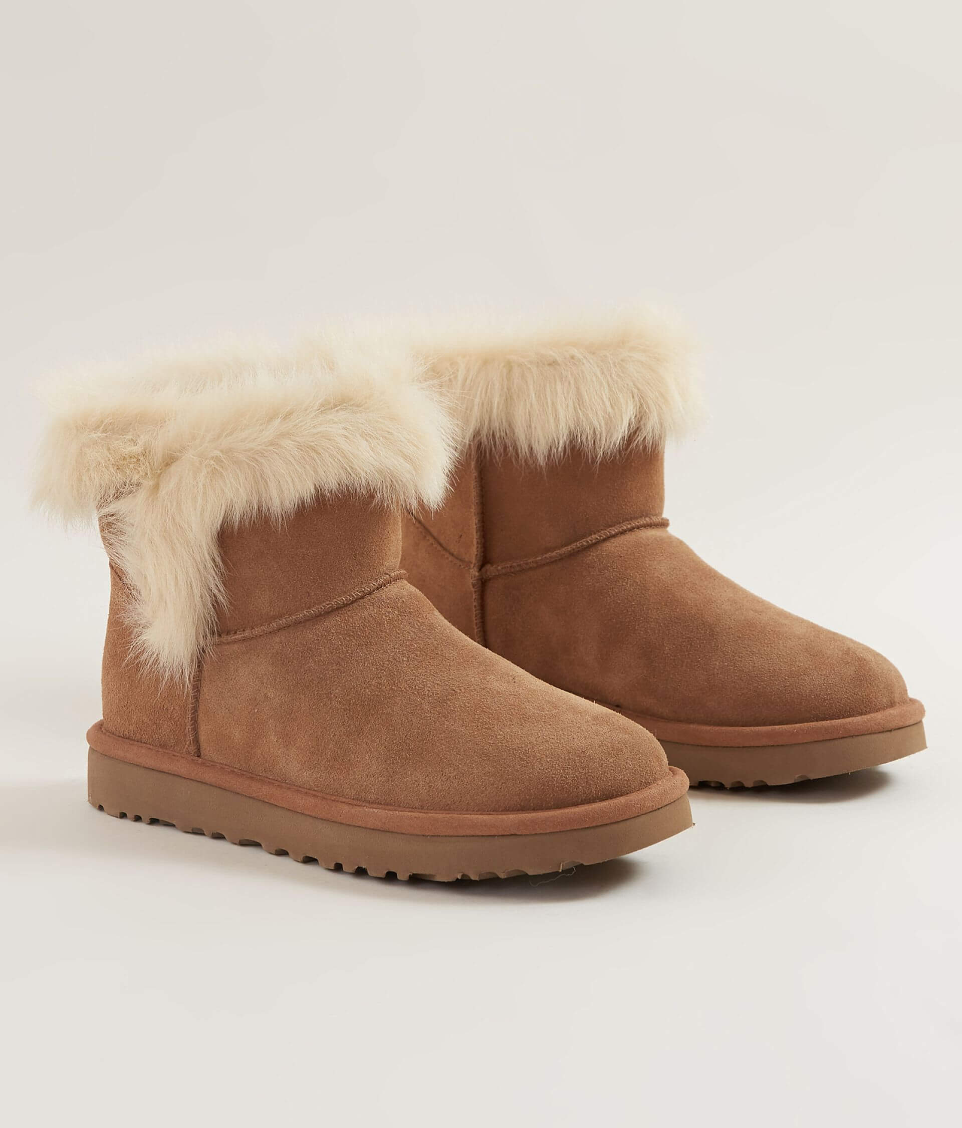 f232f825968 UGG® Milla Leather Boot - Women's Shoes in Chestnut   Buckle