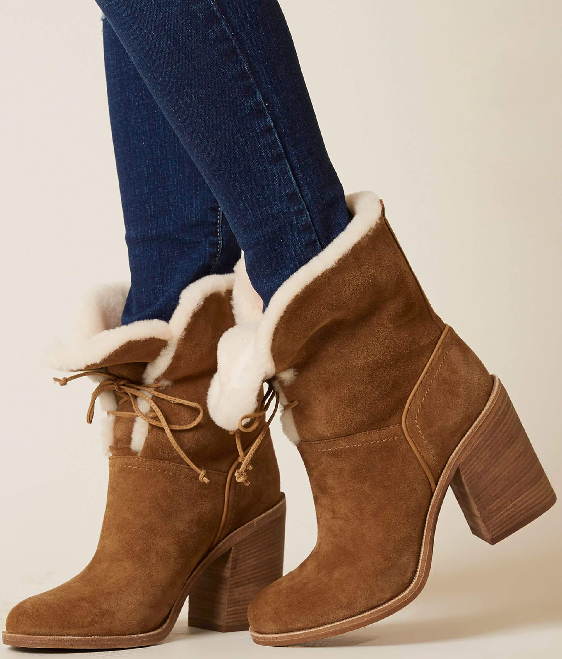 209a3dc6a01 UGG® Jerene Leather Boot - Women's Shoes in Chestnut | Buckle
