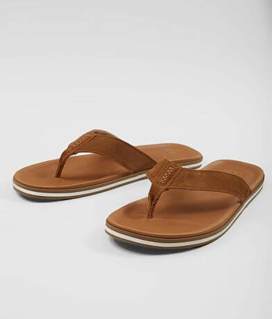 UGG® Beach Leather Flip