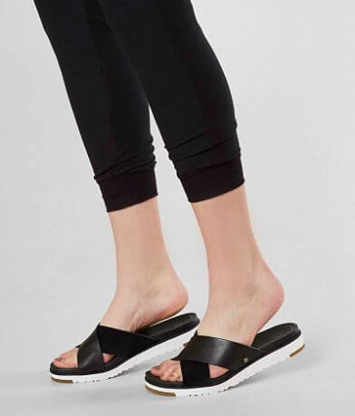 UGG® Kari Leather Sandal