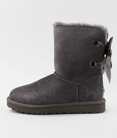 UGG® Bailey Bow Suede Boot