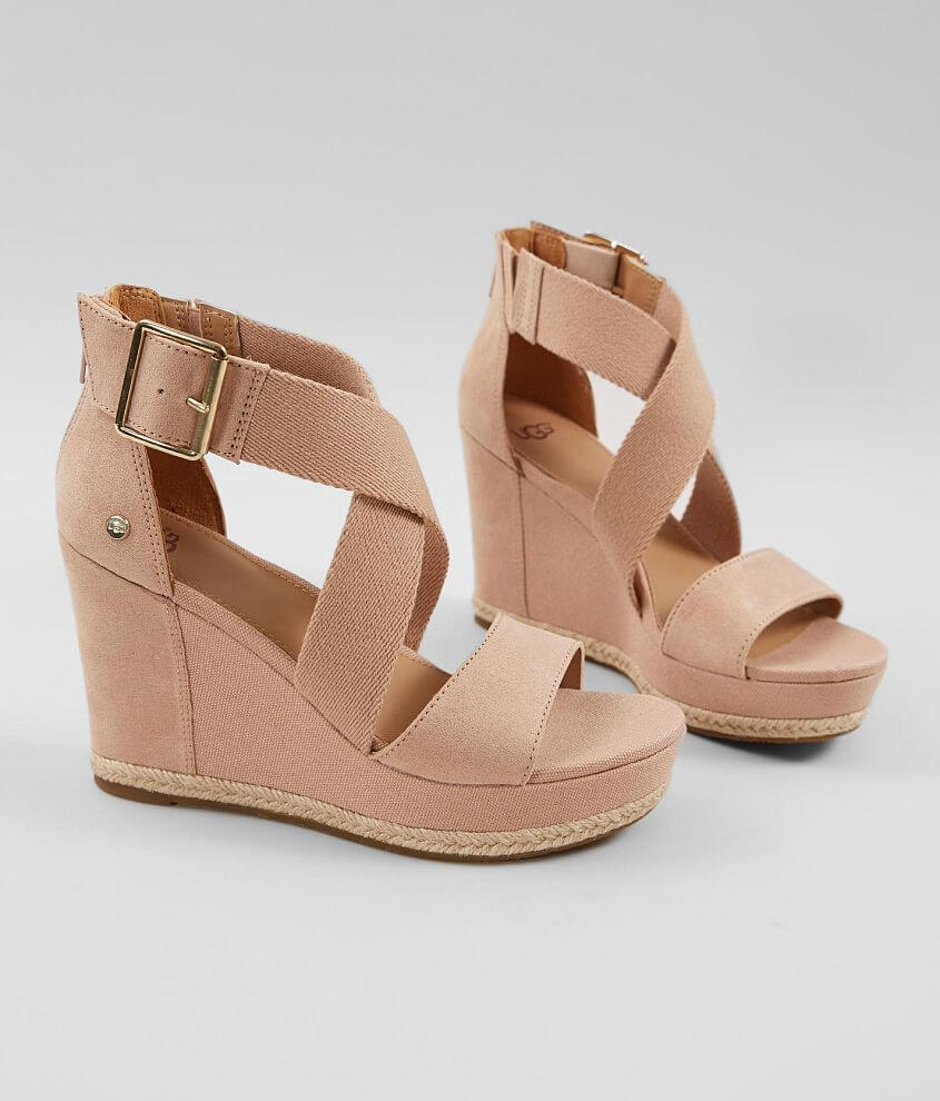 804dd635d255 UGG® Calla Wedge Heeled Sandal - Women s Shoes in Arroyo