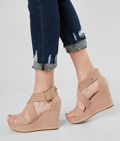 UGG® Calla Wedge Heeled Sandal