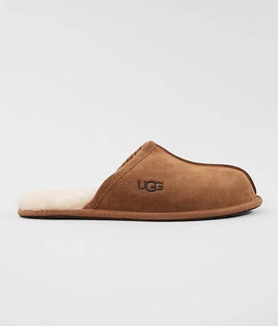 UGG® Scuff Leather Slipper