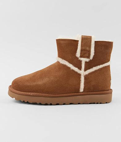 UGG® Classic Mini Spill Seam Boot