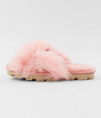 UGG® Fuzzalicious Fur Slipper