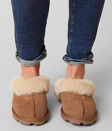 UGG® Coquette Leather Slipper