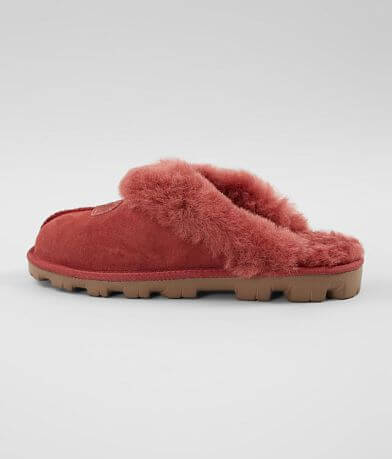 UGG® Coquette Leather Slipper