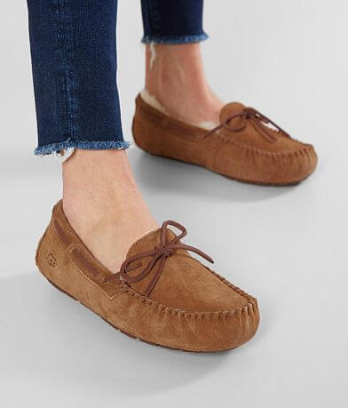 UGG® Dakota Suede Slipper