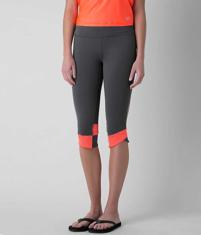 Under Armour® HeatGear® Active Tights front view