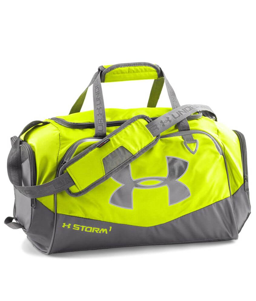 79cfe7b04c0 Under Armour® Undeniable Duffle Bag - Men's Bags in High Vis Yellow ...