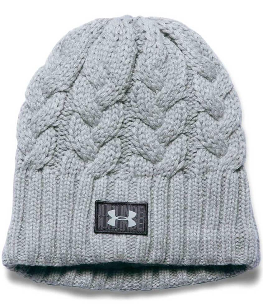 af7af02affafc Under Armour® UA Around Town Beanie - Women s Hats in True Grey ...