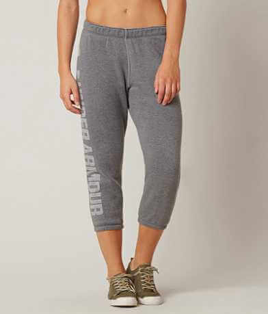Under Armour® Favorite Cropped Sweatpant