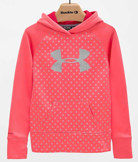 Girls - Under Armour® Big Logo Sweatshirt - Girl's Sweatshirts in ...