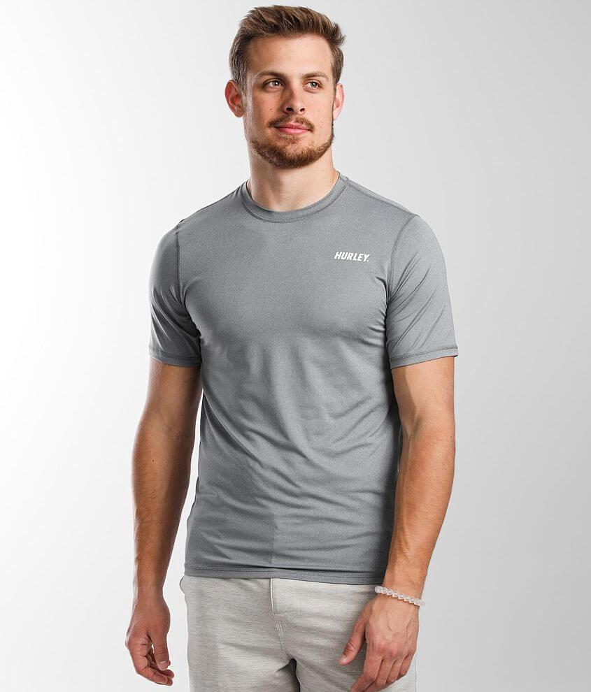 Hurley Fastlane Hybrid T-Shirt front view