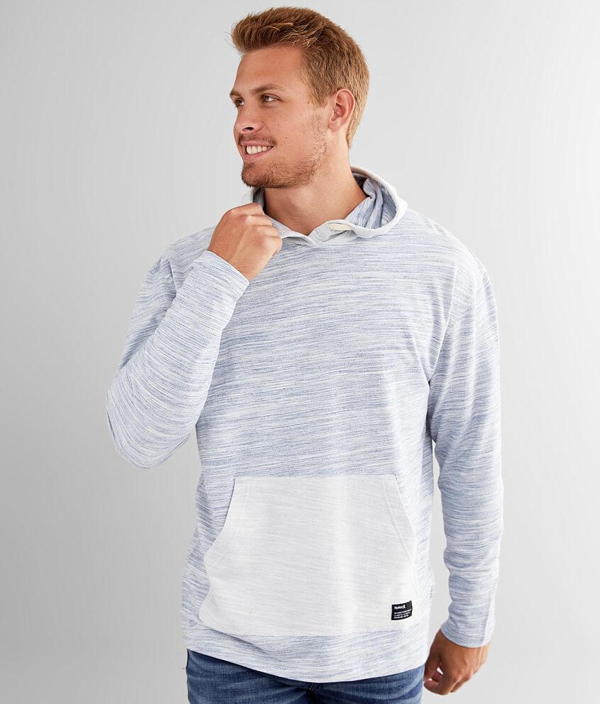 Hurley Modern Surf Poncho Hoodie front view