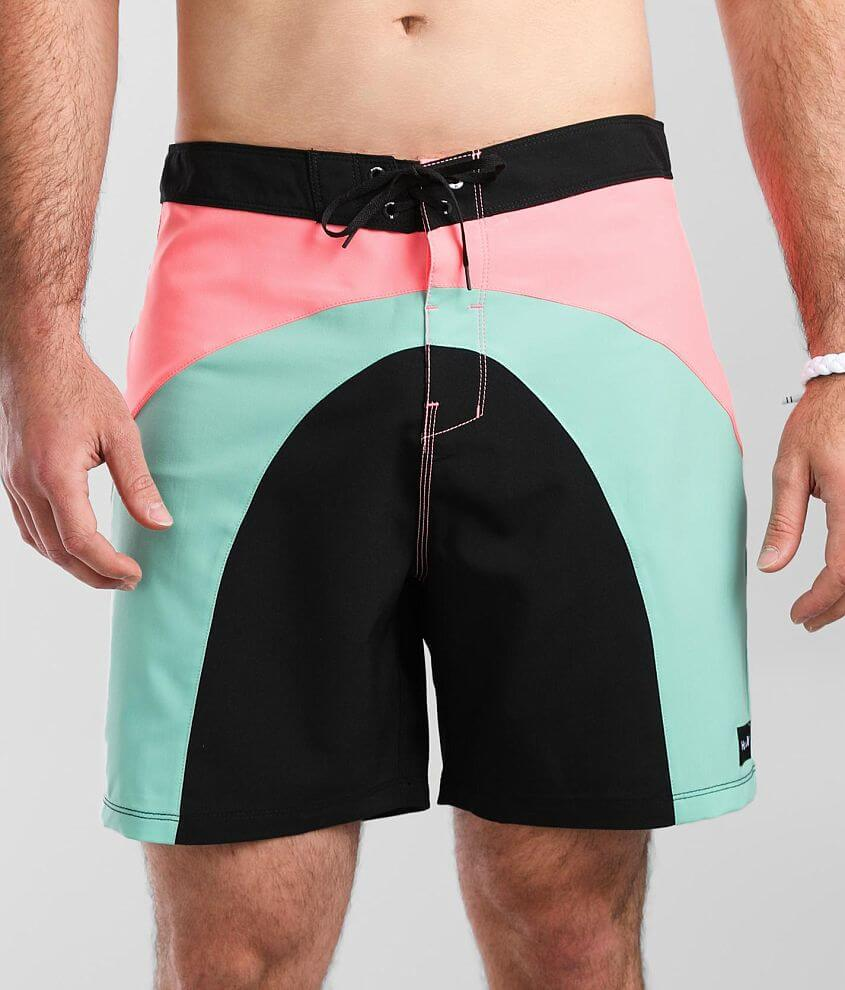Hurley Cardiff Boardshort front view