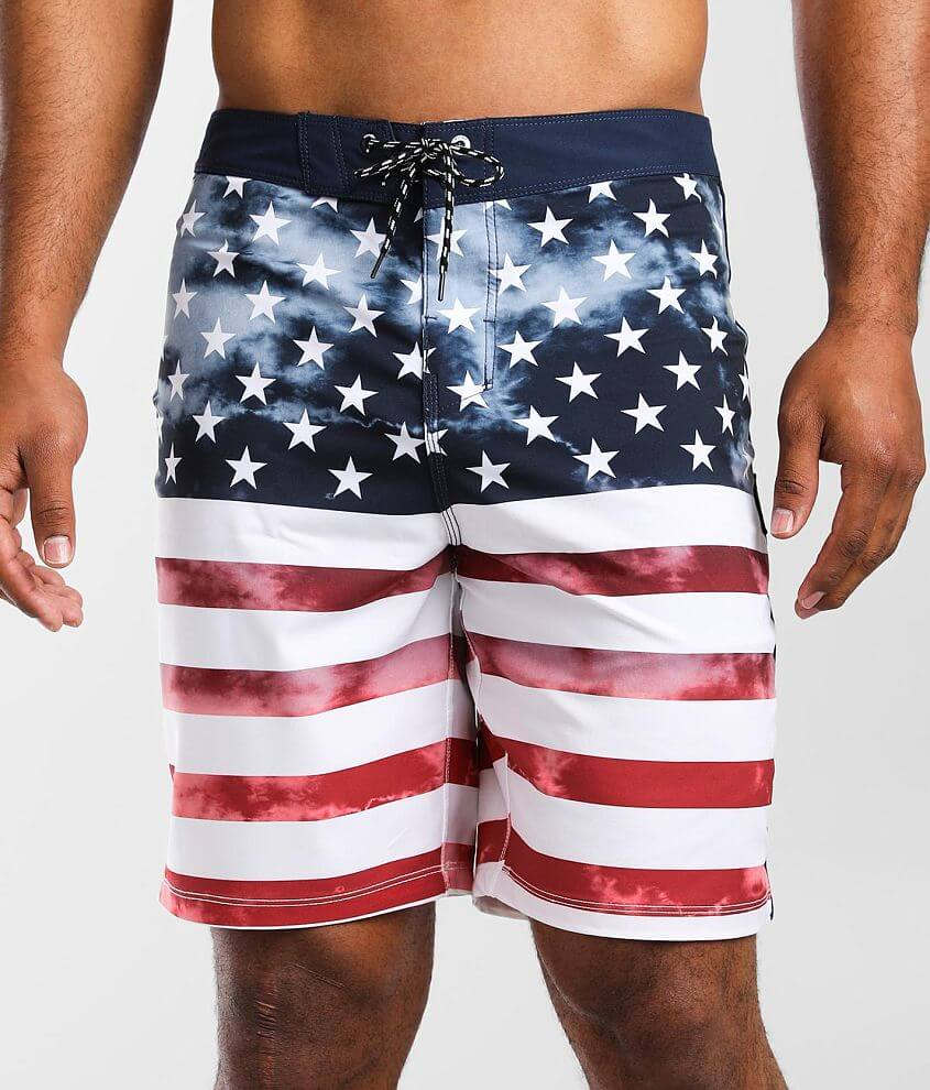 Hurley Phantom Independence Stretch Boardshort front view