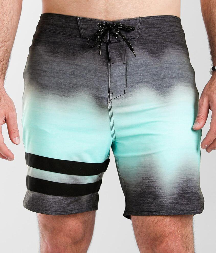 Hurley Phantom Block Party Stretch Boardshort front view