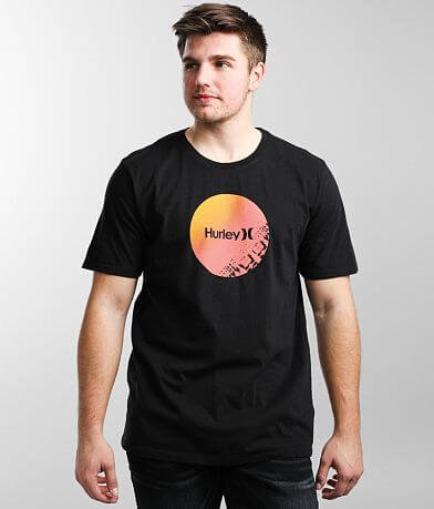 Hurley Everyday Washed Strands Circle T-Shirt