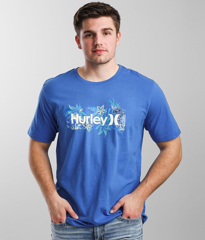 Hurley Everyday Washed Superbloom T-Shirt front view