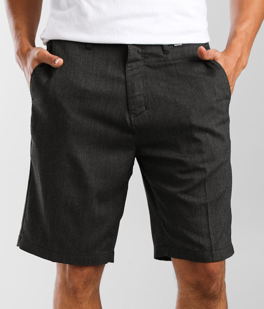 Hurley Blacksuits Chino Stretch Short front view