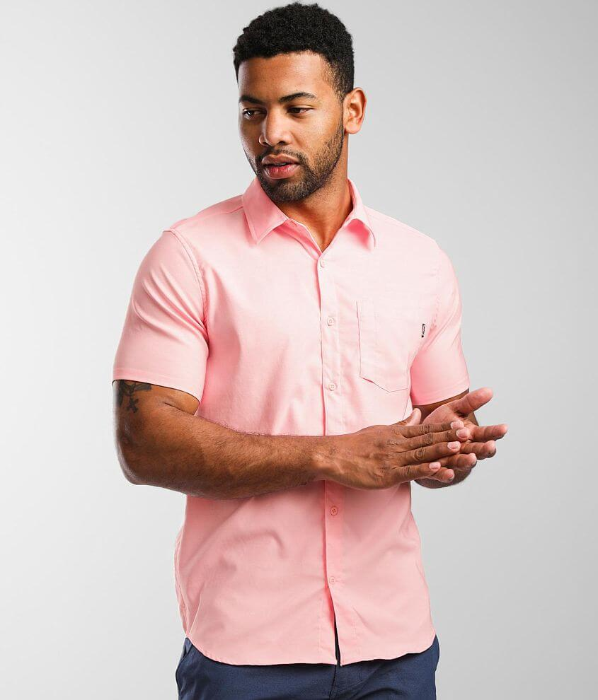 Hurley Weston Stretch Shirt front view