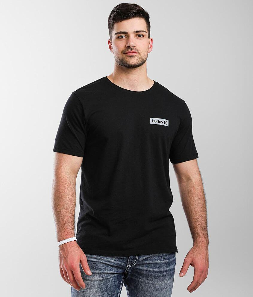 Hurley Everyday O&O T-Shirt front view