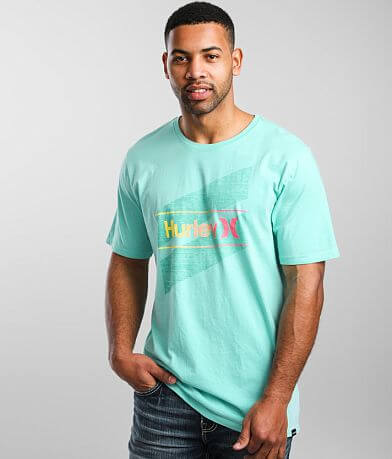 Hurley One & Only Slashed T-Shirt