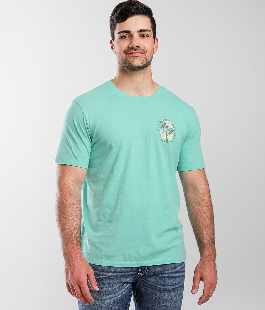 Hurley Worker T-Shirt front view