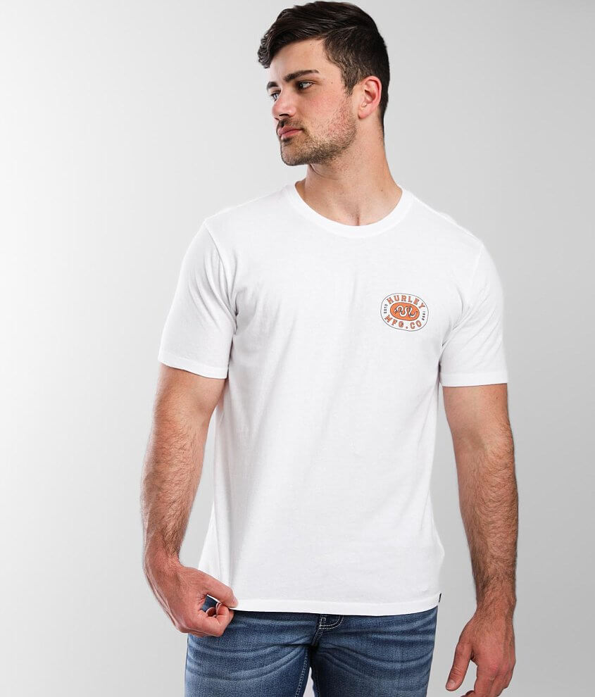 Hurley Snake Bites T-Shirt front view