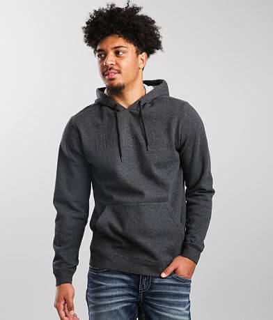 Hurley Surf Check Hooded Sweatshirt