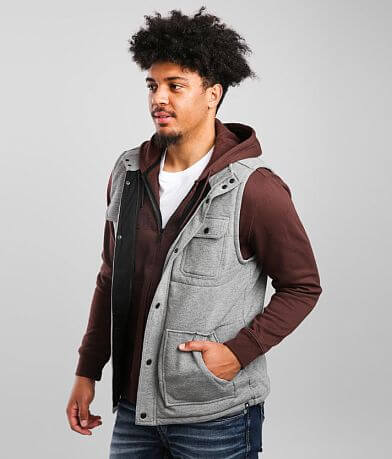 Hurley Gavin 2Fer Hooded Jacket