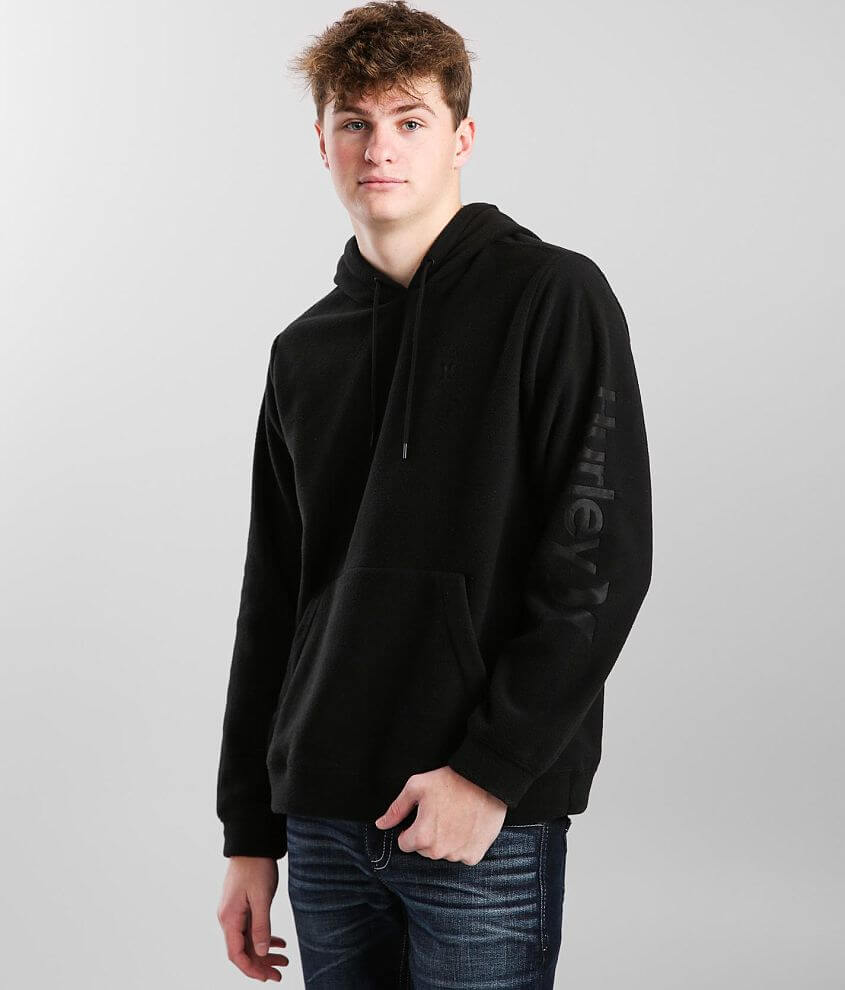 Hurley Break One & Only Outline Hoodie front view