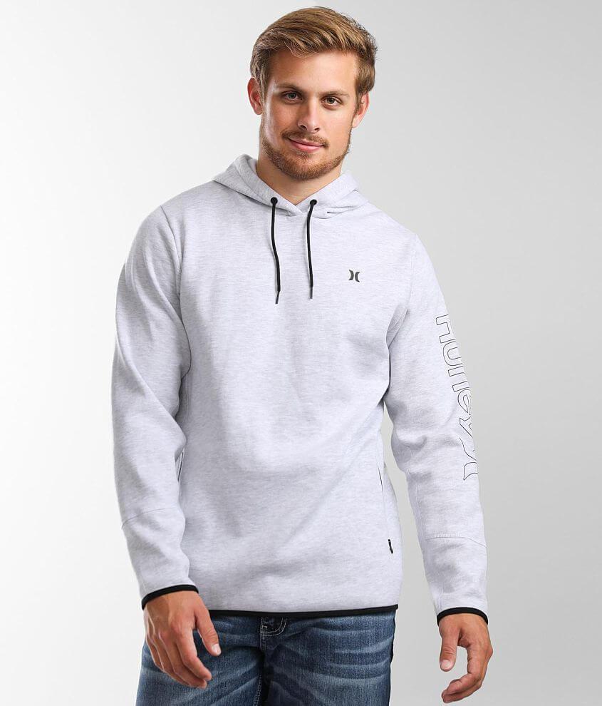 Hurley Overland Hooded Sweatshirt front view